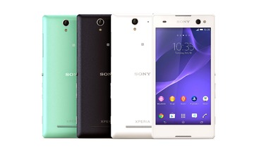 Sony Xperia C3: Worlds Best Selfie Smartphone
