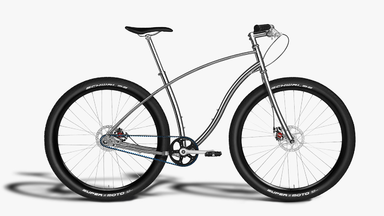 Budnitz 2014 Model No. 3 Bicycle