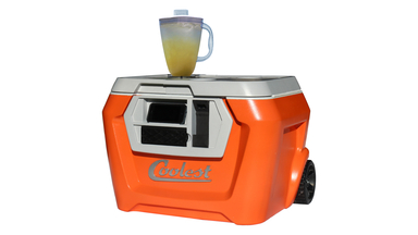 Coolest Cooler 60 Quart All-In-One Camping Solution