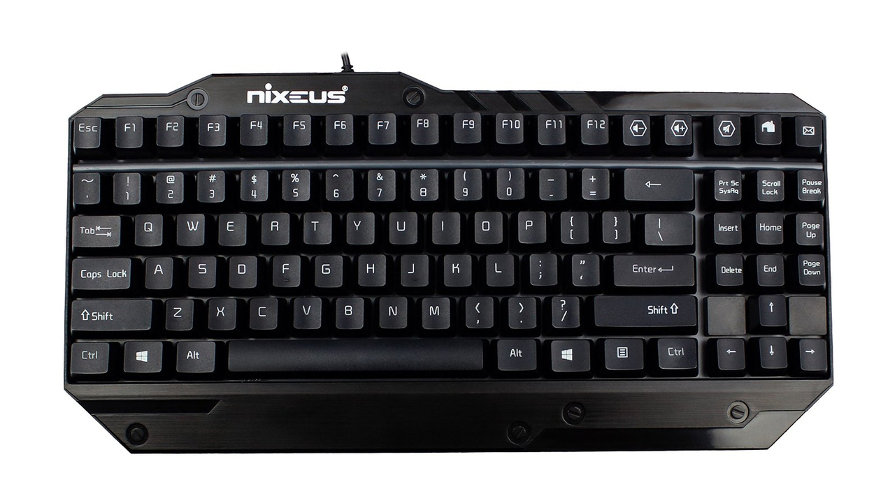 Nixeus Moda Mechanical Keyboard