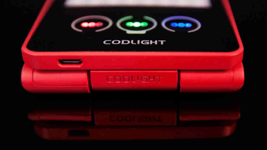 CODLIGHT cPulse Smart LED Lighting Case for Smartphones