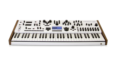 Modulus Music 002 Analogue and Digital Music Synthesiser