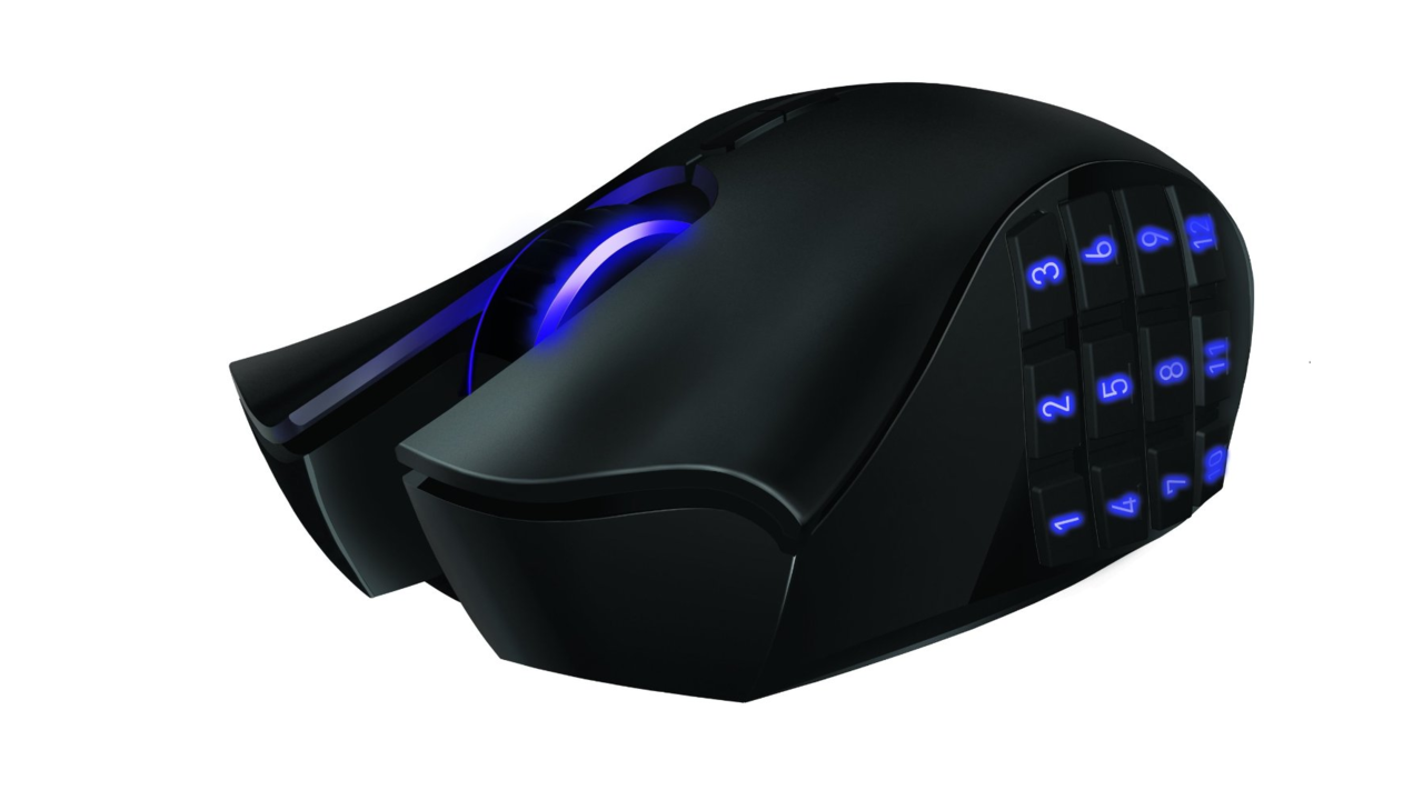 Razer Naga Epic Wireless Gaming Mouse