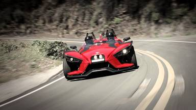 Polaris Slingshot 3-Wheel Roadster