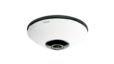 D-Link 6100 Cloud Camera with 360° Views