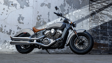 Indian Unveils 2015 Scout
