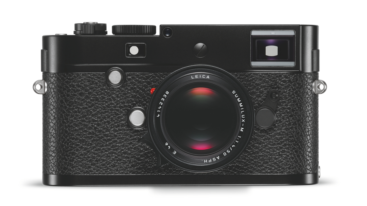 Leica M-P Next Generation Rangefinder Camera