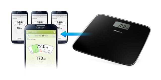 Desire This | Samsung EI-HS10 Body Scale