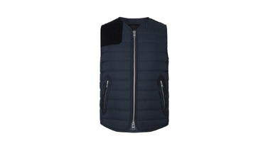 The Mode Gilet Vest by AllSaints