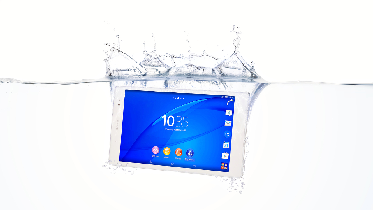 Sony Xperia Z3 Tablet Compact: World's Slimmest and Lightest Compact Tablet