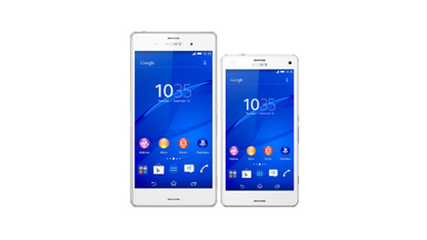 Sony Unveils the Xperia Z3 and Xperia Z3 Compact
