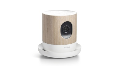 Withings Home Video Monitoring and Environmental Sensing Device
