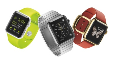 Apple Unveils the 'Apple Watch'