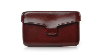 Leather Card Case by Il Bussetto