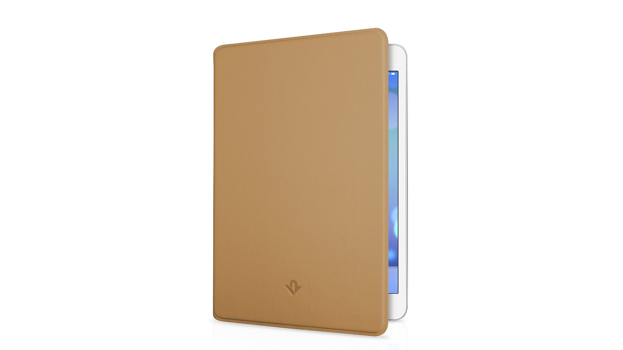 Twelve South SurfacePad for iPad Air & iPad now in Camel