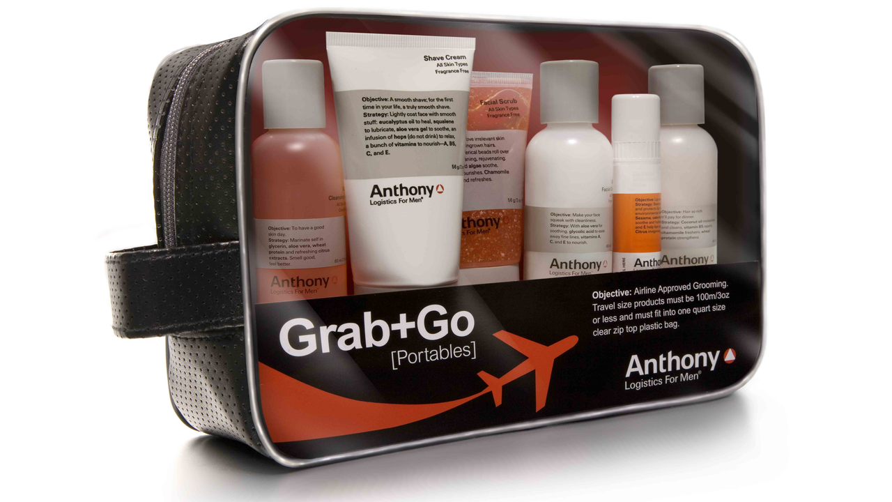Anthony Logistics Grab Go Kit for Men