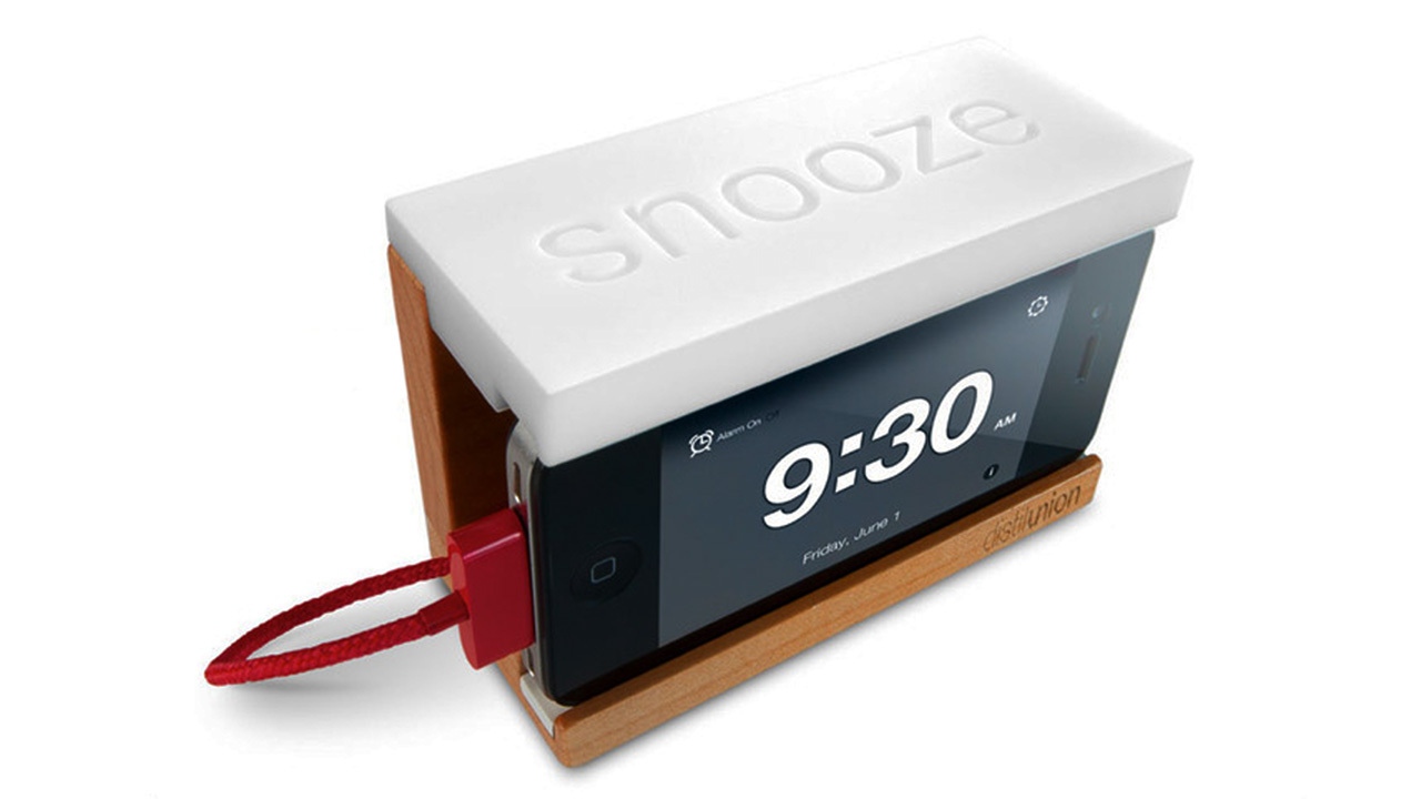 Distil Union Snooze Alarm Clock