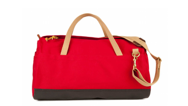 Duffle Travel Bag by Archival