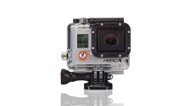 GoPro Unveils the HERO4