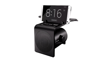 Hale Dreamer Alarm Clock Speaker Dock