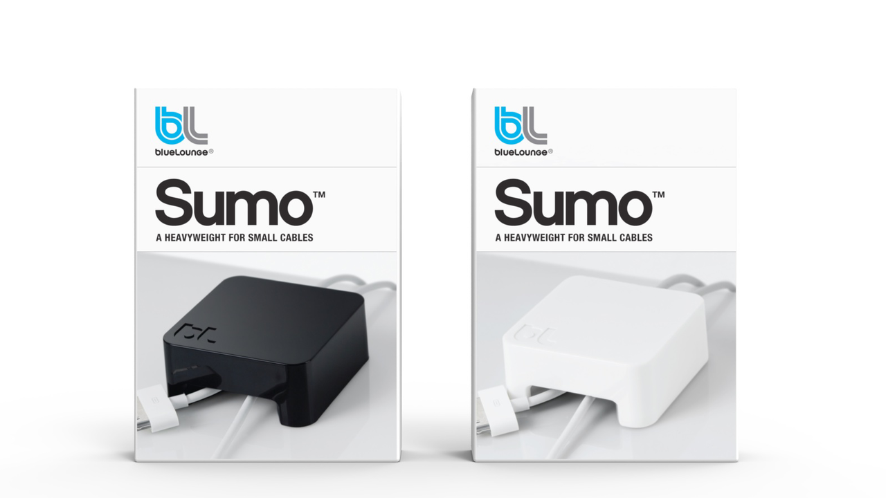 Sumo Cable Management System by BlueLounge