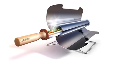GoSun Sport Edition Portable High Efficiency Solar Cooker