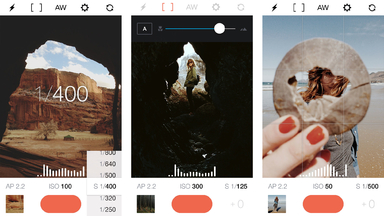 Take Control of Your iPhone's Camera with Little Pixels Manual App