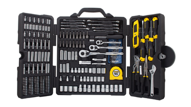 60% Off STANLEY 210-Piece Mixed Tool Set