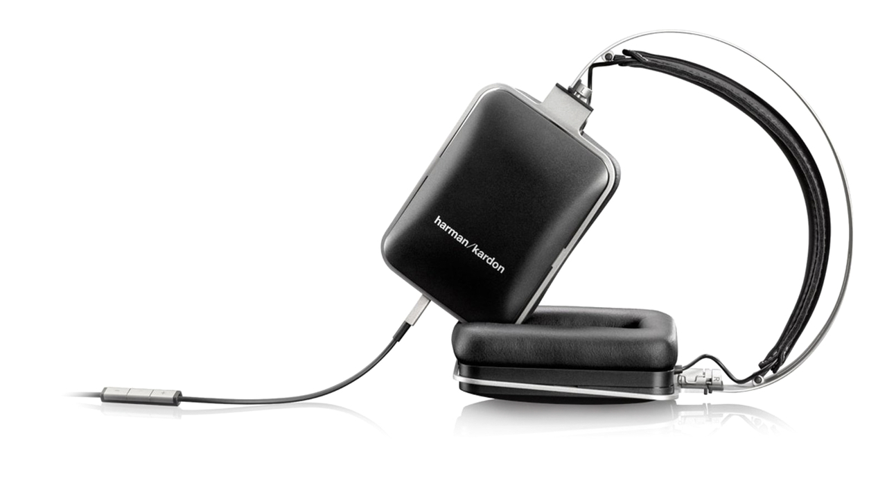 76% off Harman Kardon On-Ear Headphones Today Only