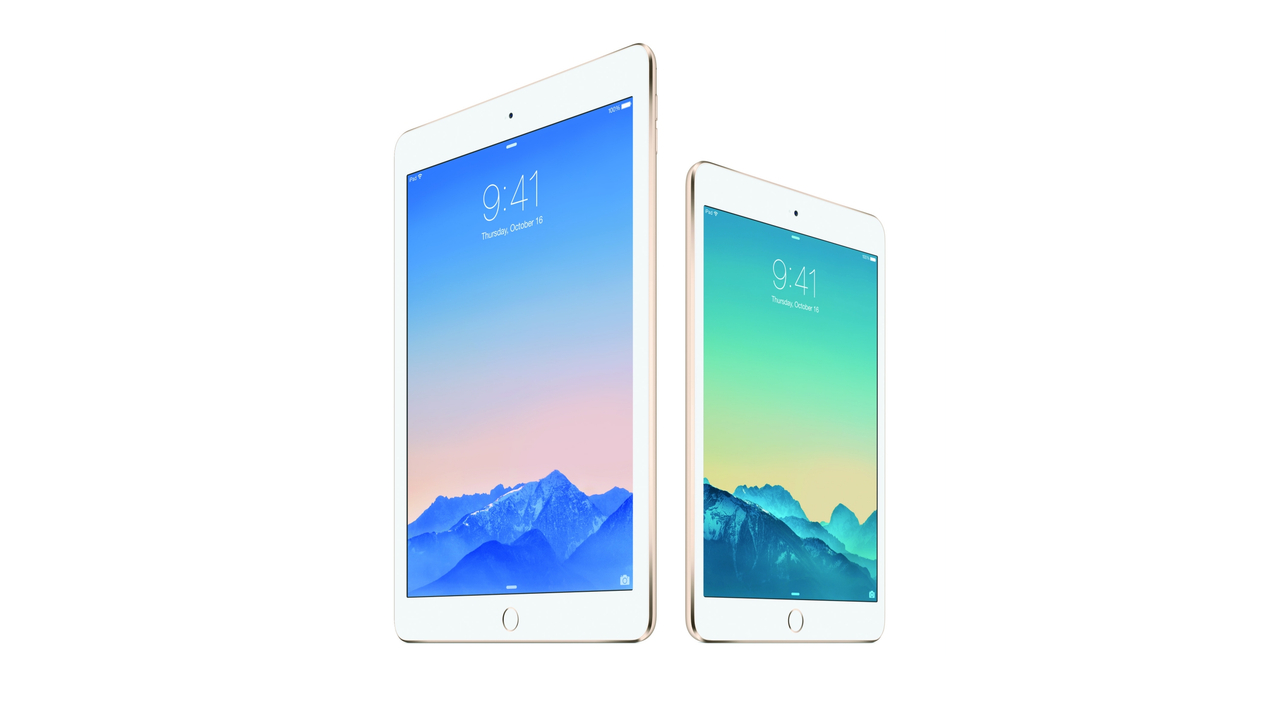 Apple iPad Air 2 & iPad Mini 3