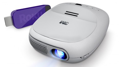 3M Streaming Roku Projector