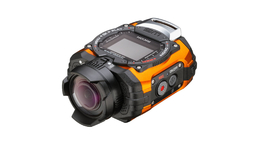 Ricoh WG-M1 Waterproof Action Video Camera with 1.5-Inch LCD
