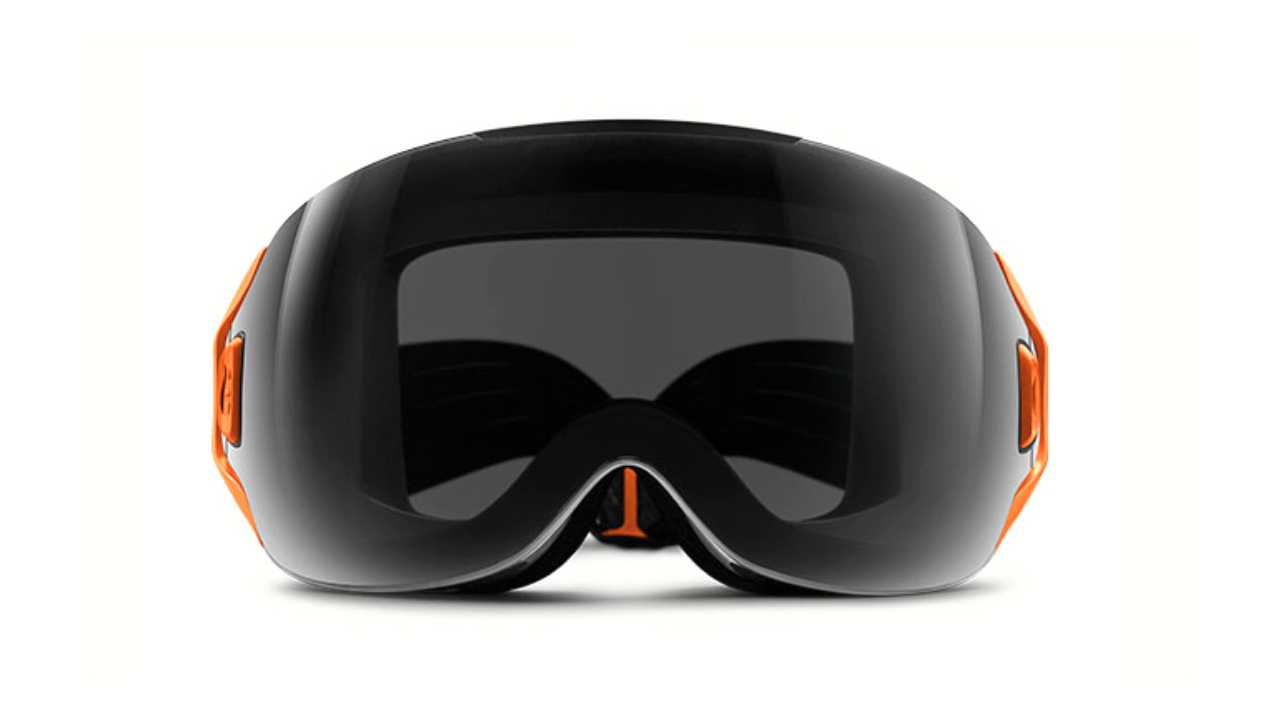Abominable Labs F-BOM Snow Goggle with Active Anti-Fog Technology
