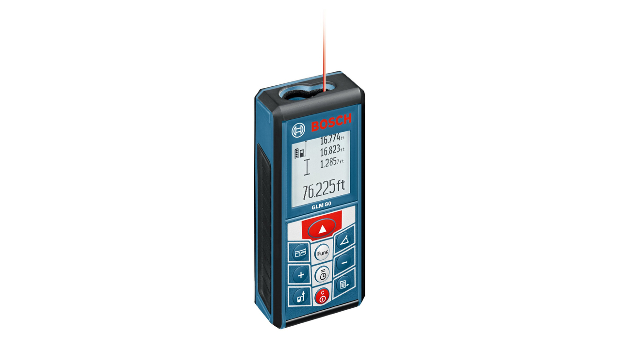48% Off Bosch 265-Feet Li-Ion Laser Distance Measurer