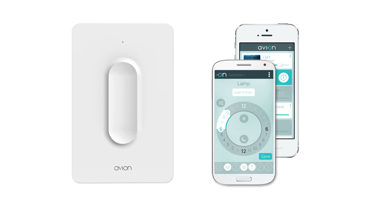 Avi-on Movable Switch: World's First Wireless, Movable Light Switch