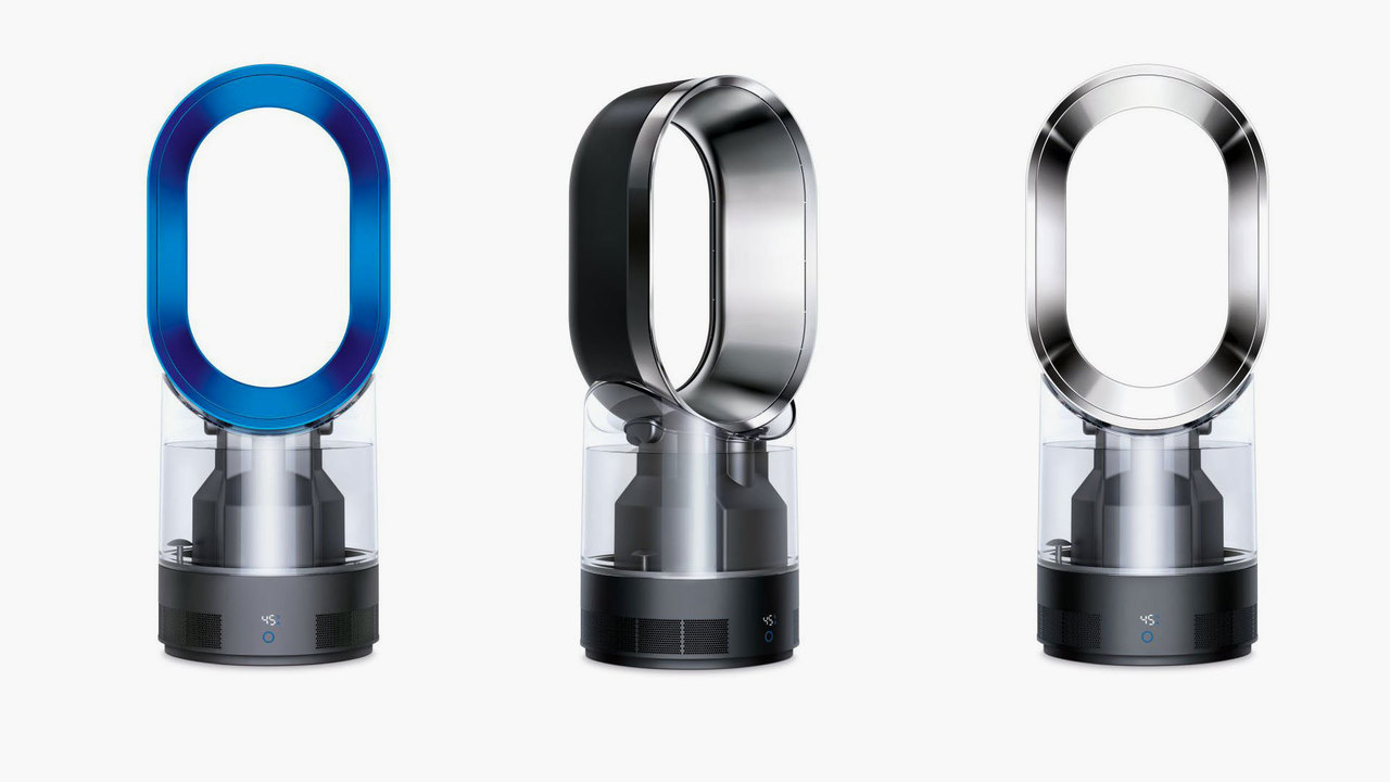 Dyson Humidifier with Ultraviolet Cleansing Technology