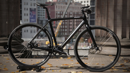 Rogue C6 Intelligent Lightweight Hybrid Urban Carbon Bicycle