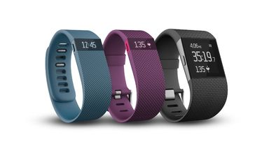 Fitbit Unveils New Fitbit Charge and Charge HR Activity Trackers, Fitbit Surge Smartwatch