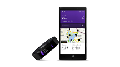 Track Your Heart Rate, Steps, Calorie Burn and Sleep Quality with Microsoft Band