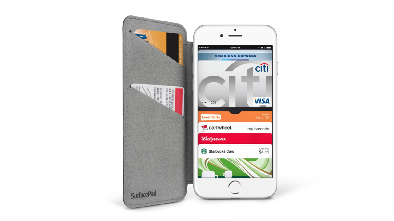 Twelve South SurfacePad for iPhone 6 and 6 Plus