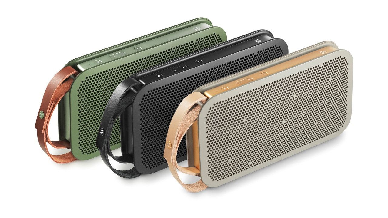 BeoPlay A2 Bluetooth Speaker by Bang & Olufsen
