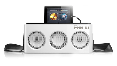 Philips M1X-DJ Sound System Docking Station