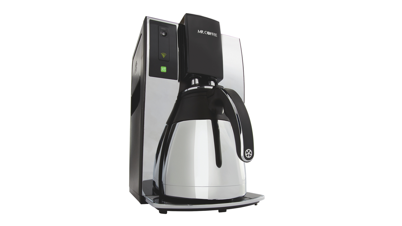 Belkin and Jarden Mr. Coffee Smart Coffee Maker