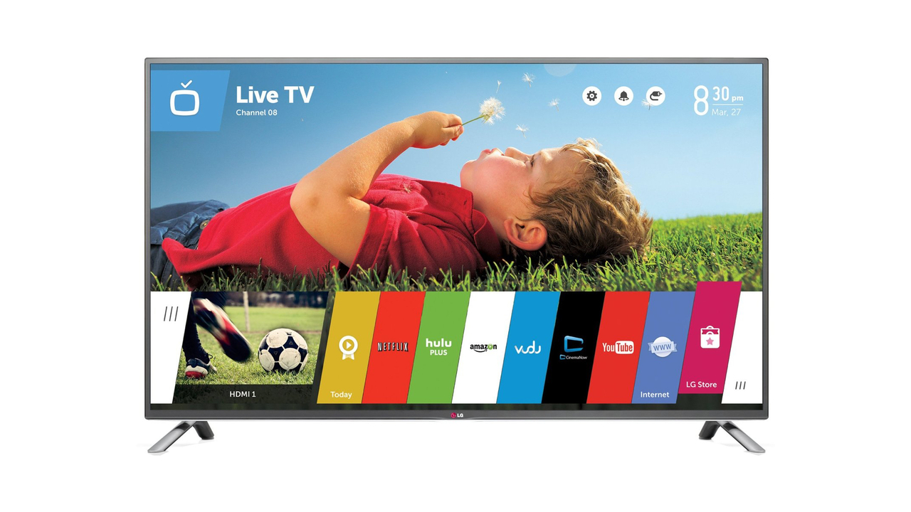 42% Off LG's 65-Inch 1080p 120Hz 3D Smart LED TV