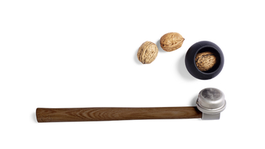 Menu Nut Hammer by Roger Arquer