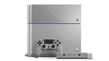 Sony Announces Playstation 4 20Th Anniversary Edition