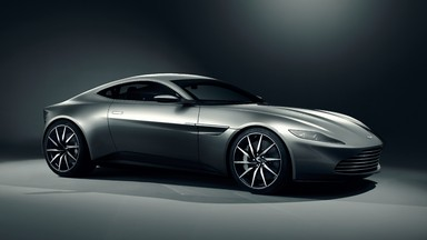 Aston Martin Debuts DB10 Created For New Bond Film Spectre