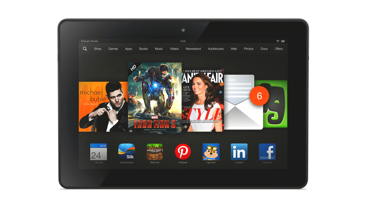 53% off Kindle Fire HDX