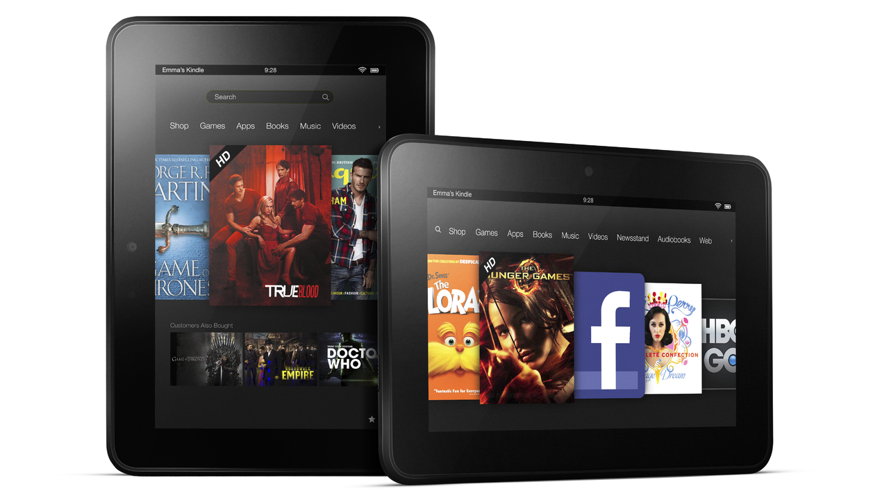 Amazon Kindle Fire (8.9-inch)