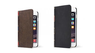 BookBook Case for iPhone 6 and iPhone 6 Plus from Twelve South